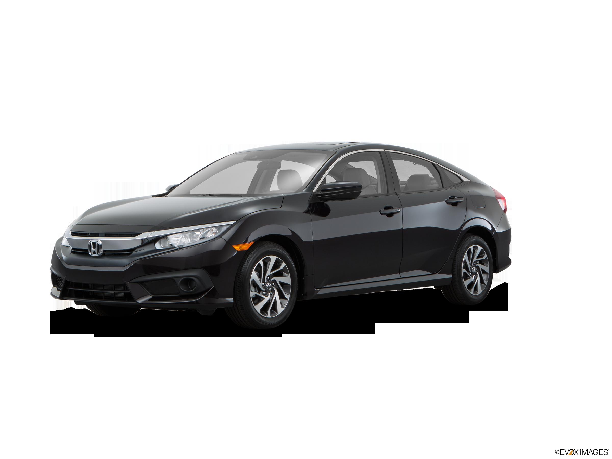 Used 2018 Honda Civic Ex W Honda Sensing Sedan 4d Prices Kelley Blue Book