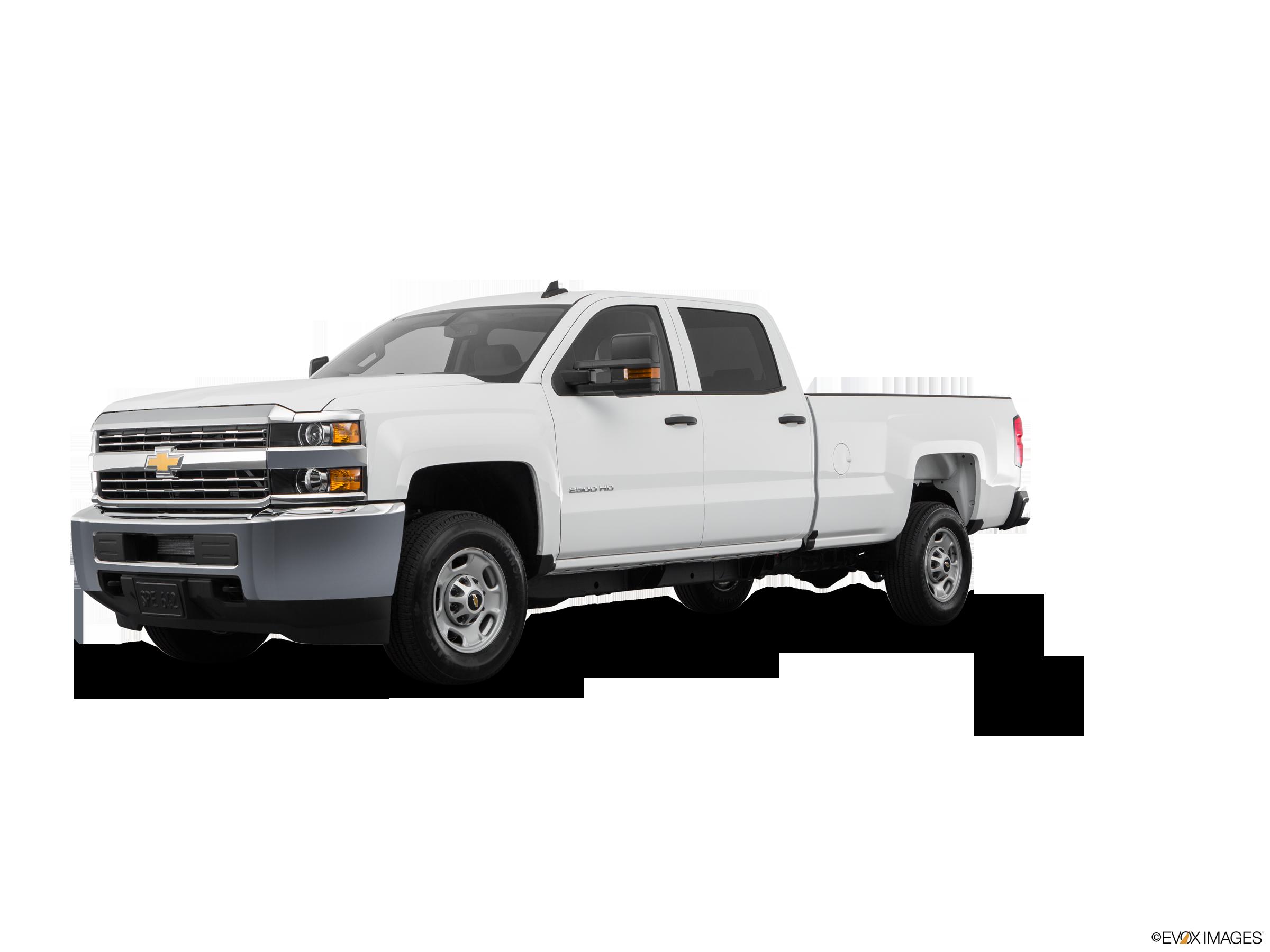 2018 Chevrolet Silverado 2500 HD Crew Cab | Pricing, Ratings