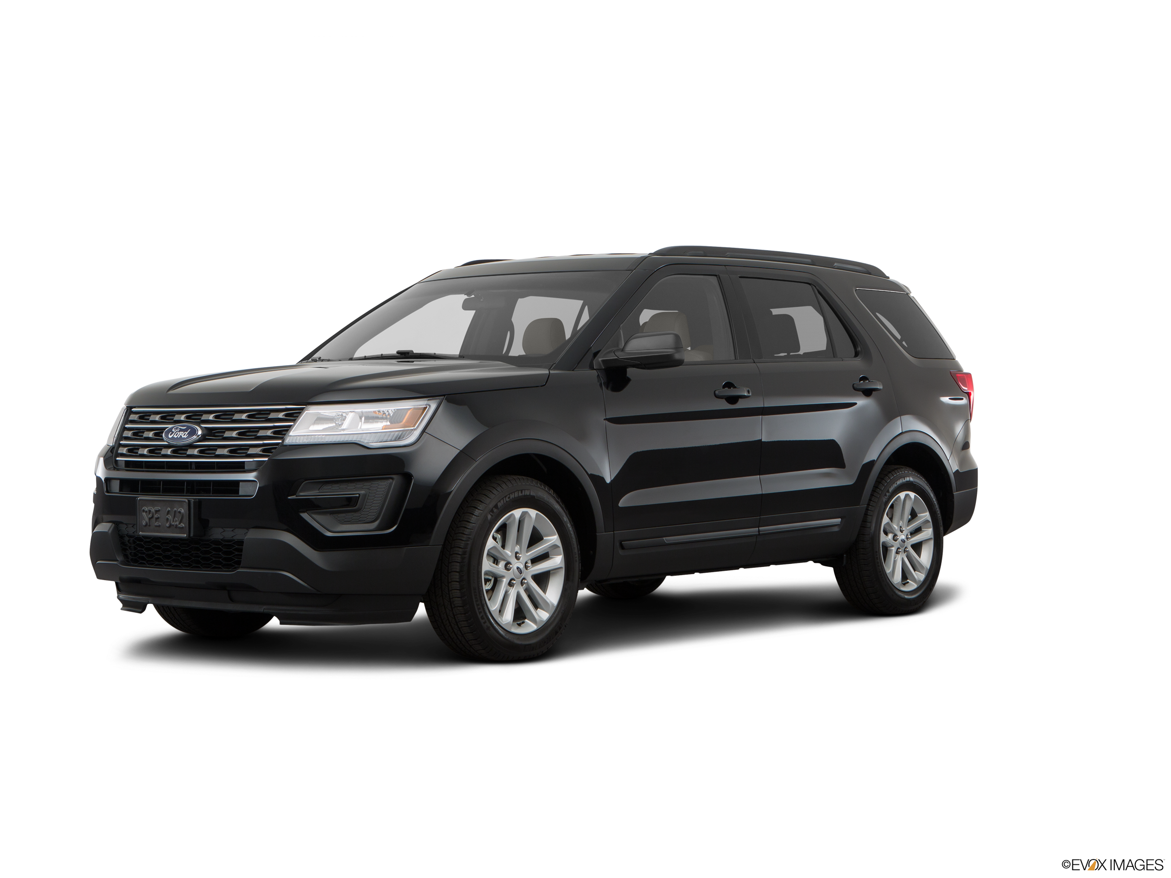 2018 Ford Explorer | Pricing, Ratings, Expert Review