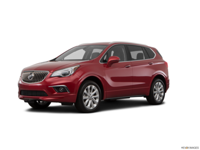 2016 Buick Envision Pricing, Reviews & Ratings | Kelley Blue Book