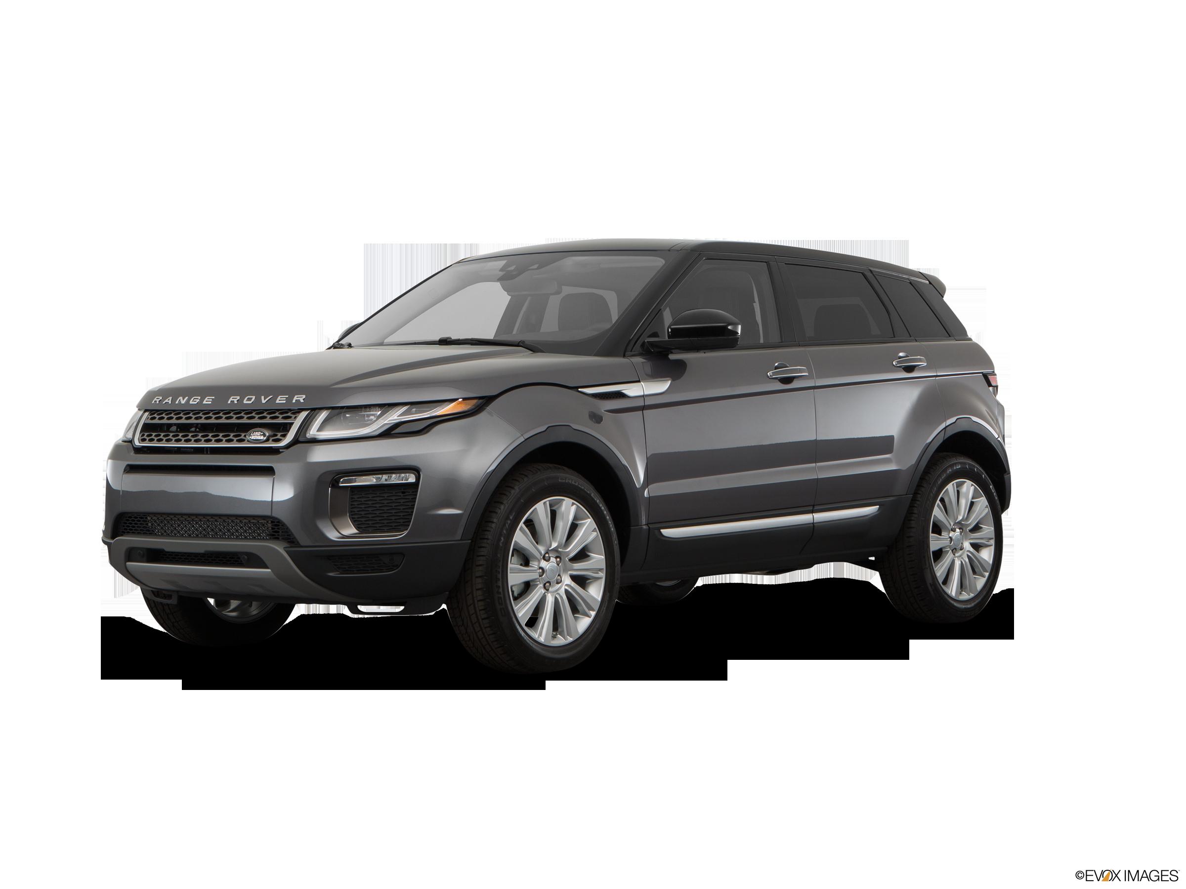 2018 Land Rover Range Rover Evoque Pricing Reviews