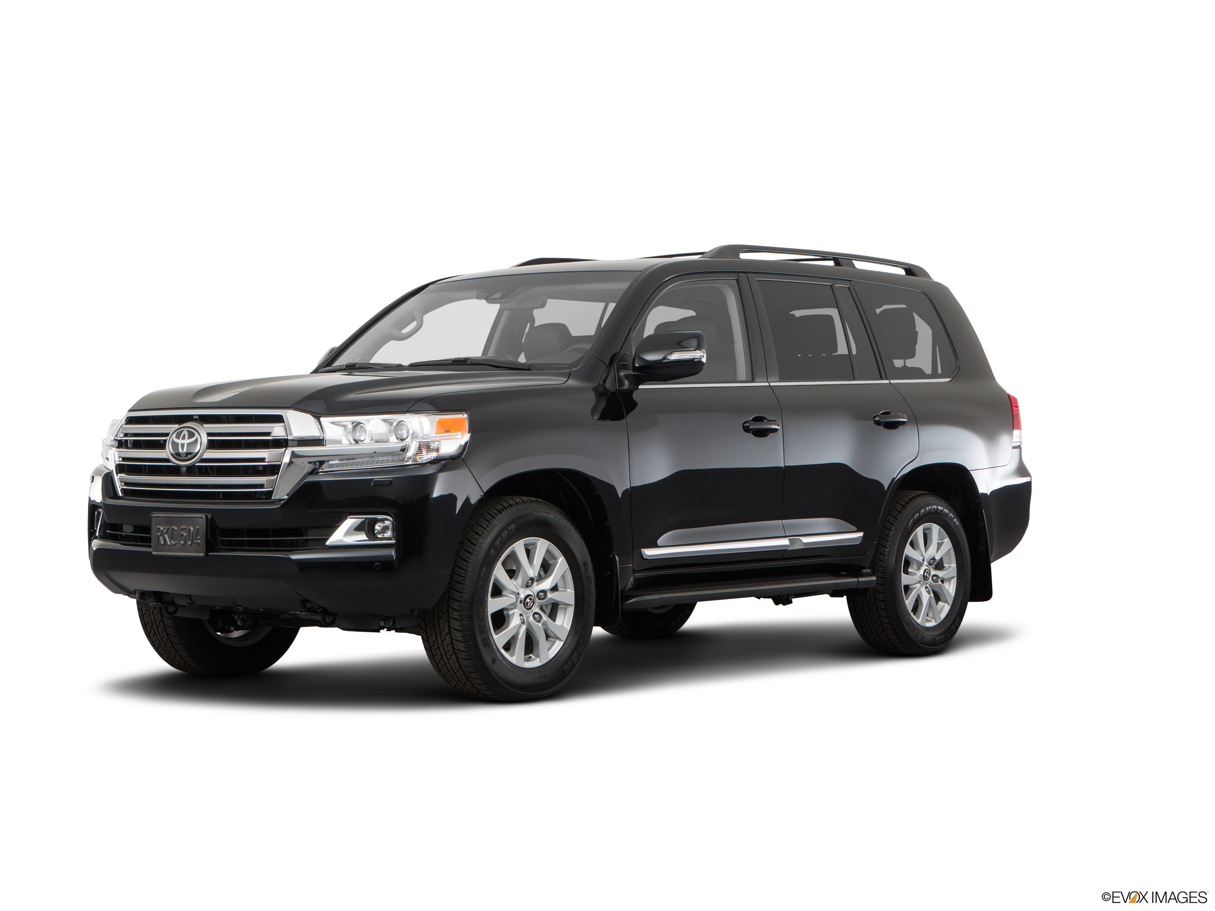 2019 Toyota Land Cruiser | Pricing, Ratings, Expert Review | Kelley
