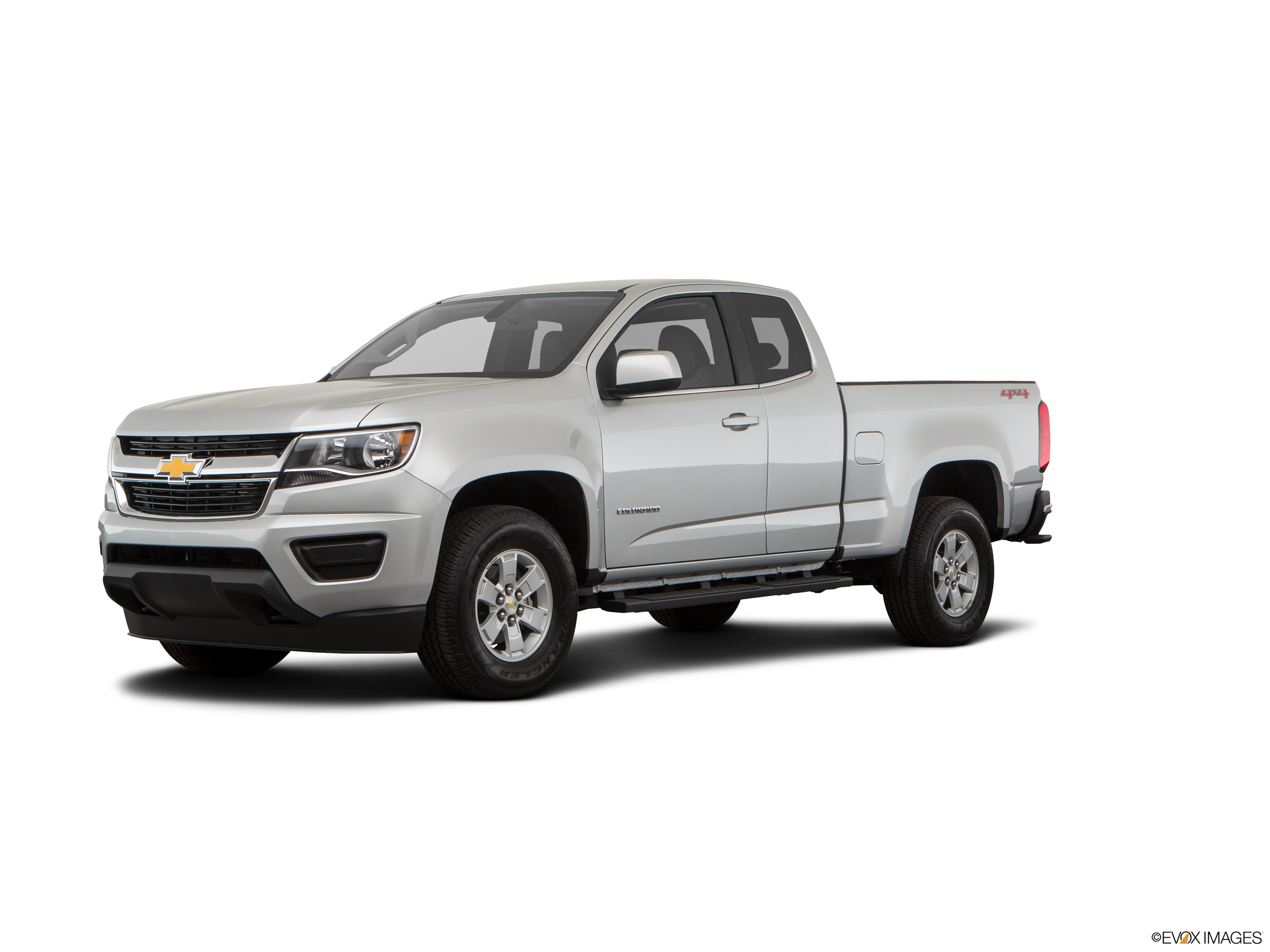 2018 Chevrolet Colorado Extended Cab Pricing Ratings