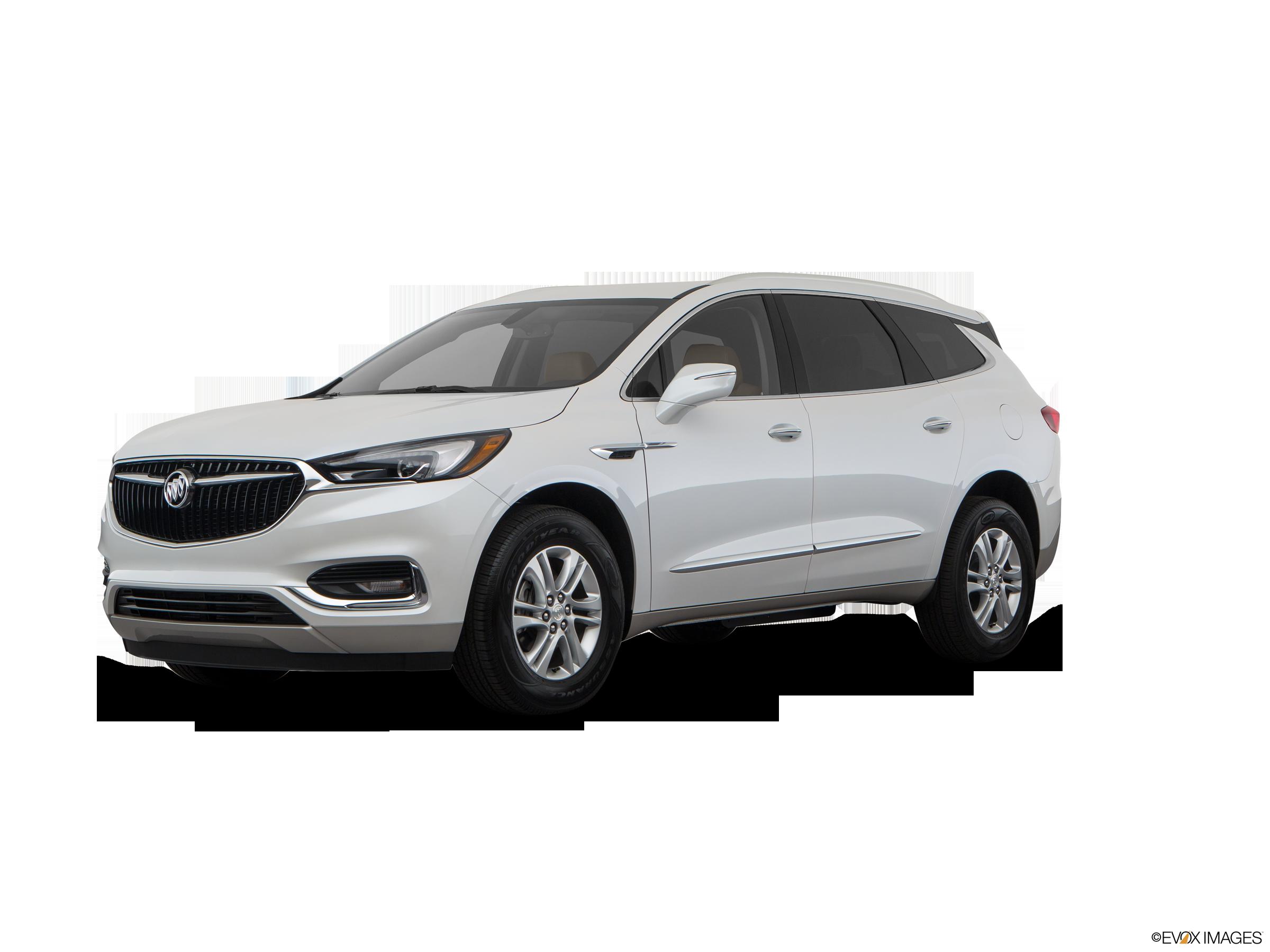2018 Buick Enclave Pricing Reviews Ratings Kelley Blue Book
