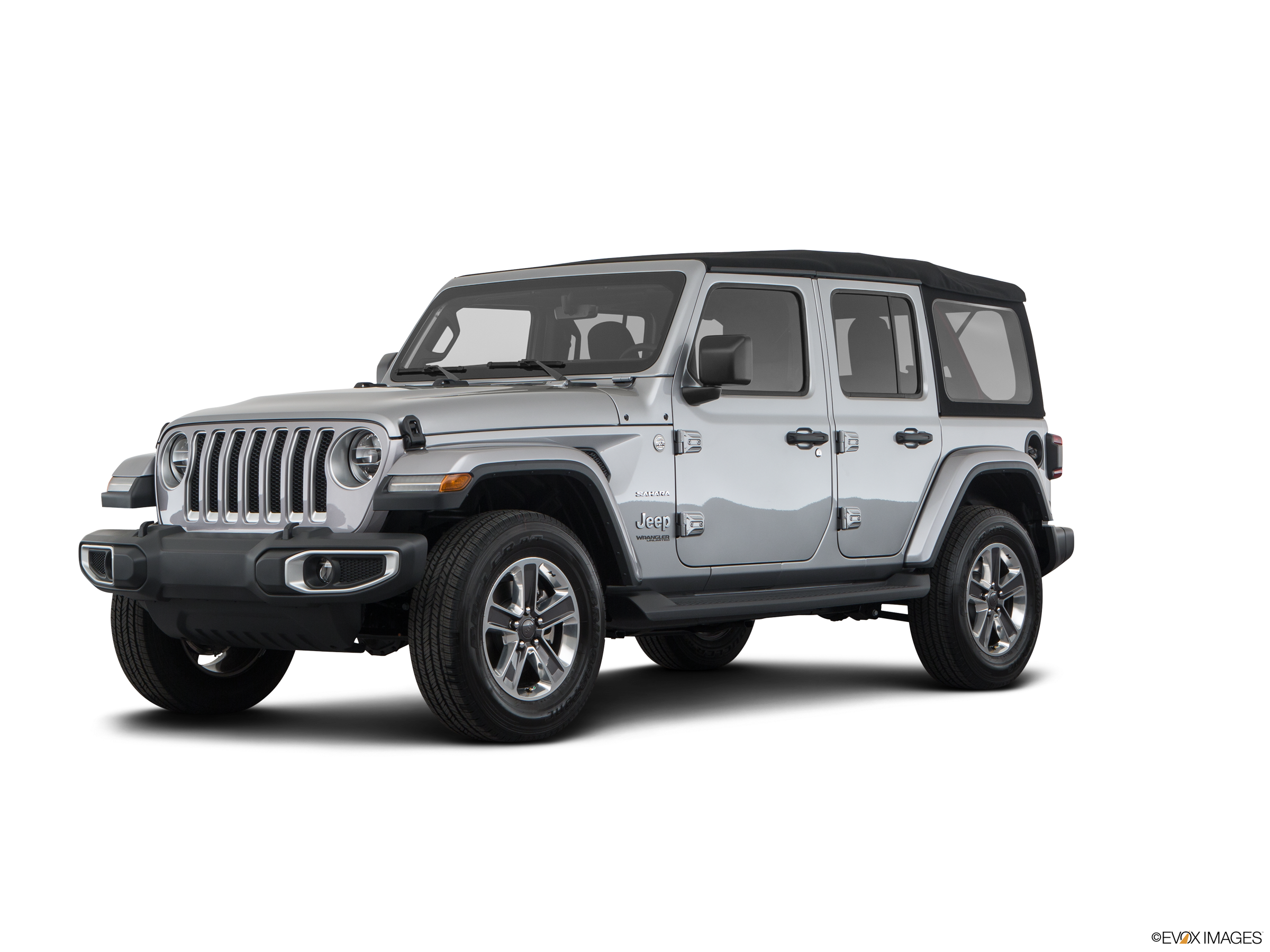 New 2020 Jeep Wrangler Unlimited Sahara Prices Kelley Blue Book