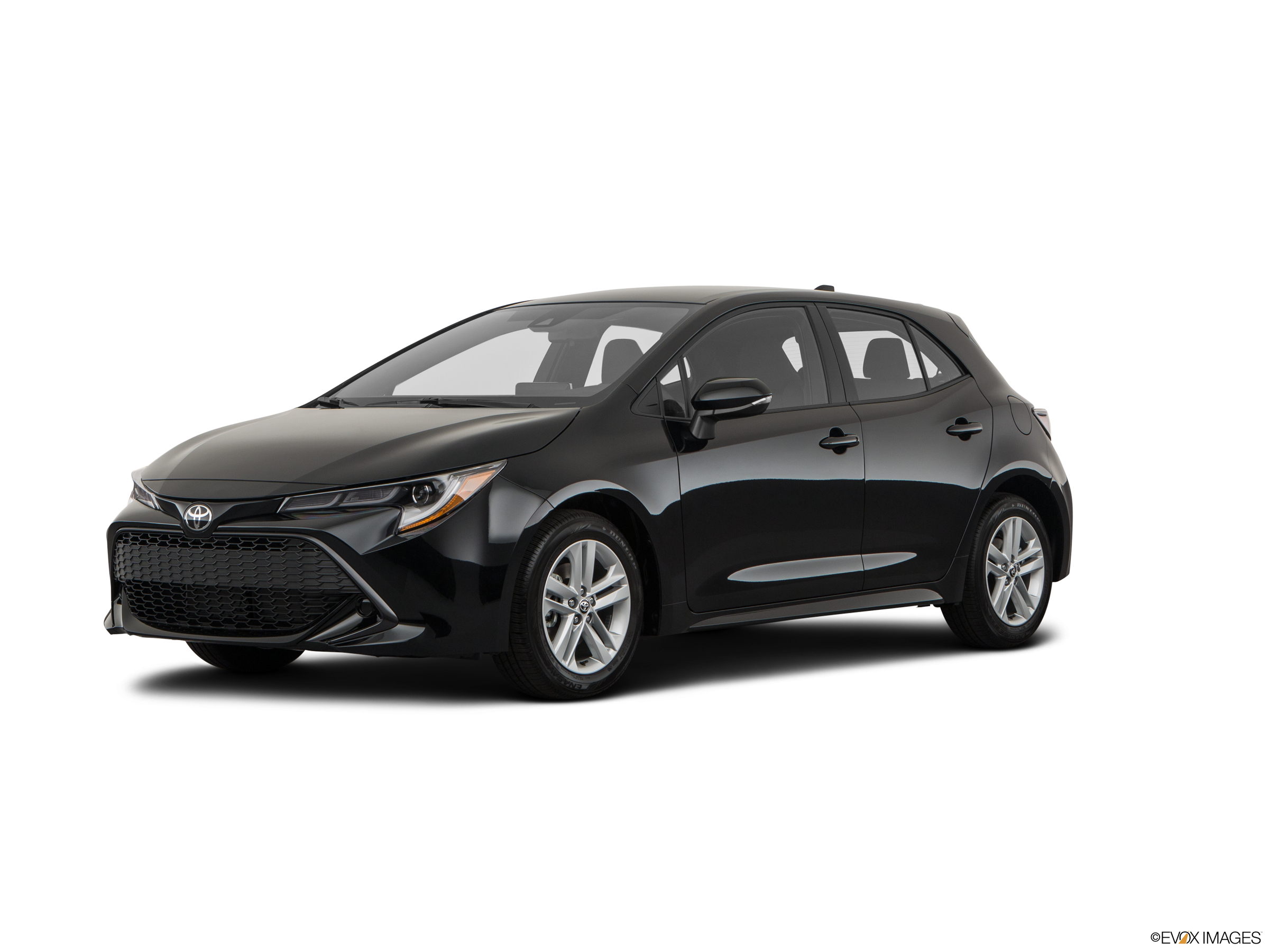 New 2020 Toyota Corolla Hatchback Se Nightshade Edition Prices Kelley Blue Book