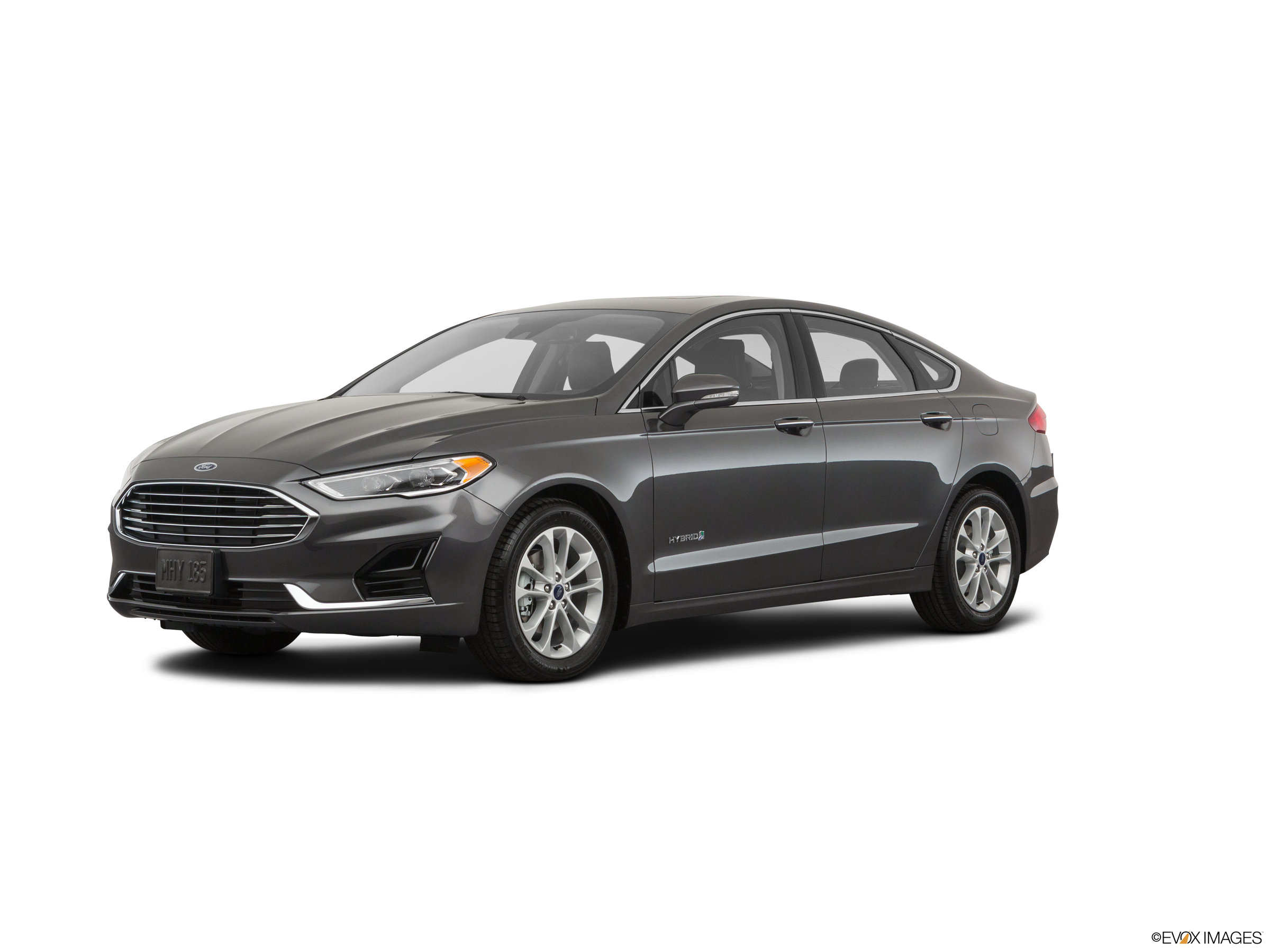 2020 Ford Fusion Engine