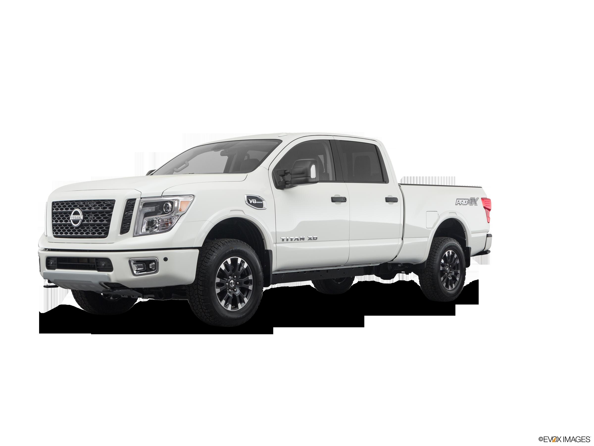 2019 Nissan TITAN XD Crew Cab | Pricing, Ratings, Expert Review