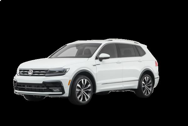 New 2021 Volkswagen Tiguan SEL Premium R-Line 4MOTION ...