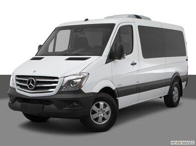 2016 Mercedes Sprinter >> 2016 Mercedes Benz Sprinter 2500 Passenger Pricing Reviews