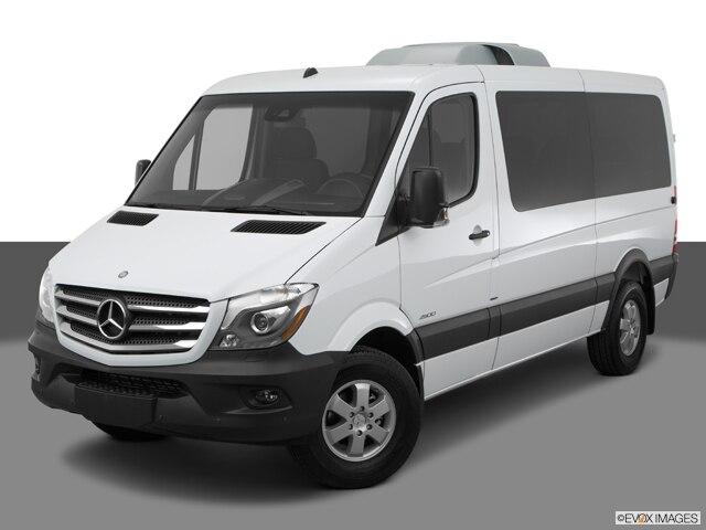 2017 Mercedes Benz Sprinter 2500 Passenger Pricing Ratings