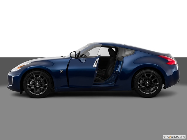 Nissan 350Z 2017 >> 2016 Nissan 370z Pricing Reviews Ratings Kelley Blue Book