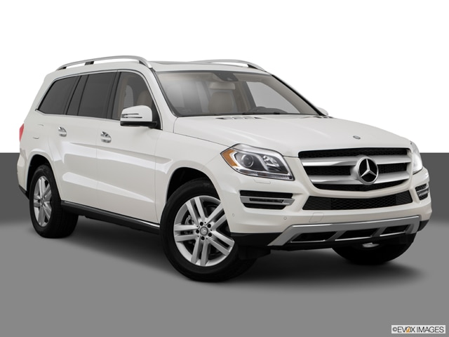 2016 Mercedes-Benz GL-Class | Pricing, Ratings, Expert Review