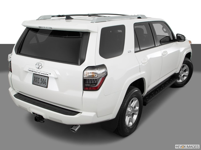 2016 Toyota 4Runner | Pricing, Ratings, Expert Review
