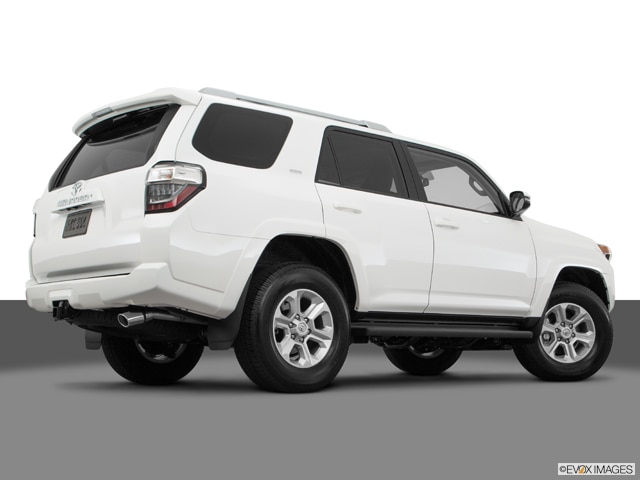 2016 Toyota 4Runner | Pricing, Ratings, Expert Review | Kelley Blue Book