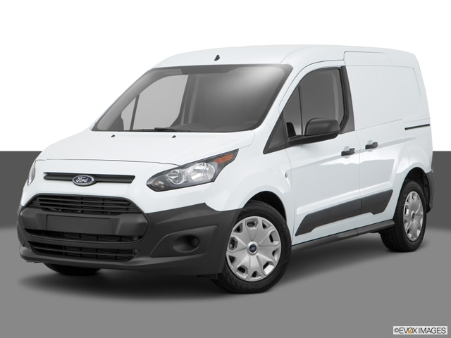 2018 Ford Transit Connect Cargo | Pricing, Ratings, Expert