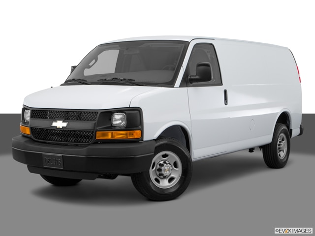 2016 Chevrolet Express 2500 >> 2016 Chevrolet Express 2500 Cargo Pricing Ratings Expert