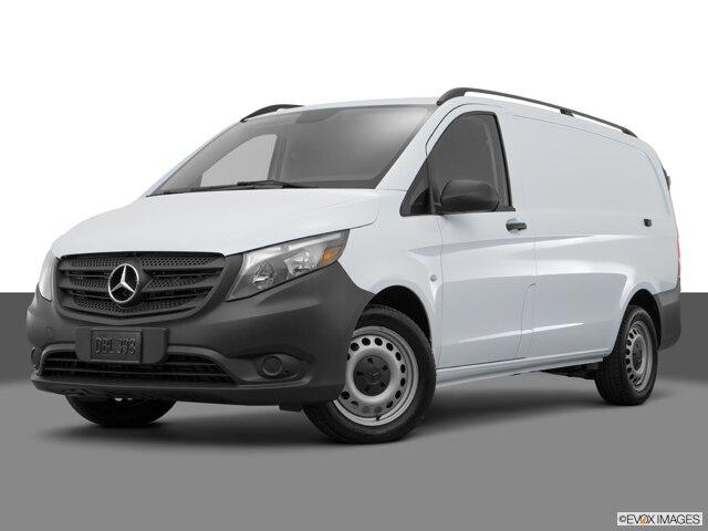 2018 Mercedes-Benz Metris WORKER Cargo