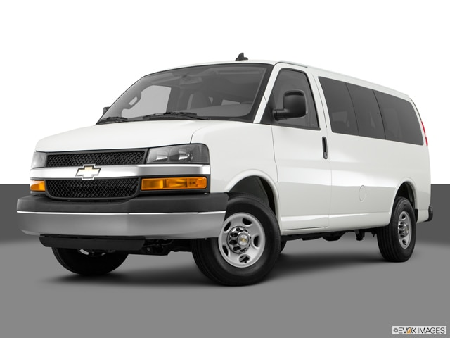 2017 Chevrolet Express Values Cars For Sale Kelley Blue Book
