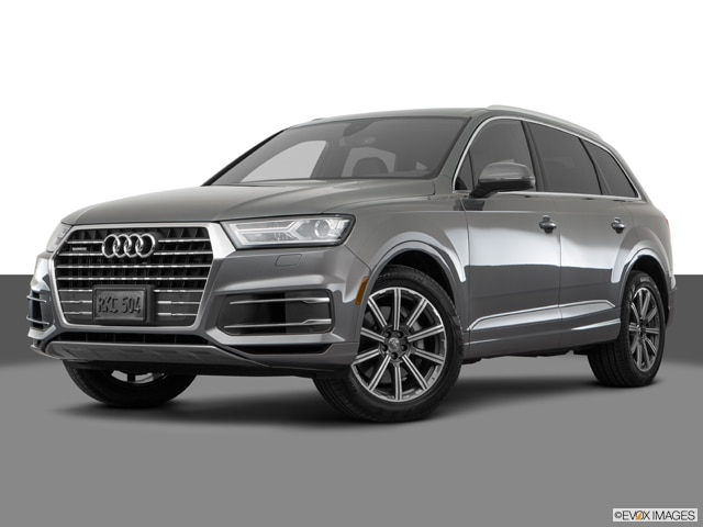 2019 Audi Q7 | Pricing, Ratings, Expert Review | Kelley Blue