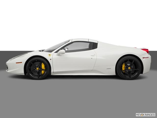 2015 Ferrari 458 Spider Values Cars For Sale Kelley Blue Book