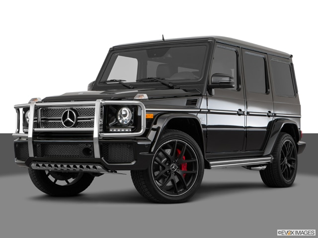 2018 Mercedes-Benz Mercedes-AMG G-Class | Pricing, Ratings