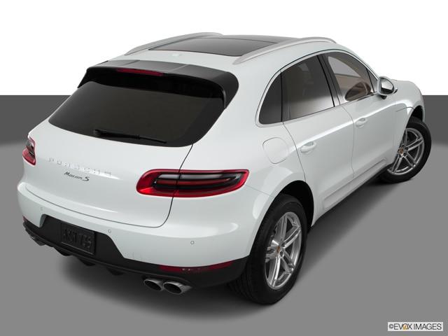 2017 Porsche Macan Values Cars For Sale Kelley Blue Book