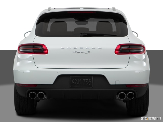 Used 2018 Porsche Macan Values Cars For Sale Kelley Blue Book