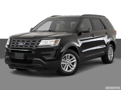 2017 Ford Explorer Pricing Reviews Amp Ratings Kelley
