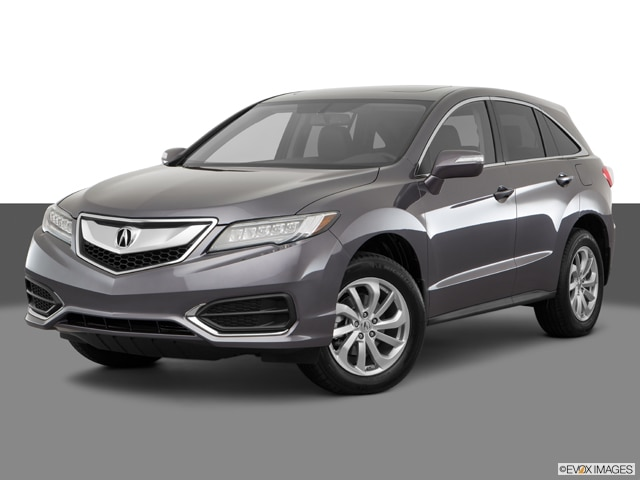 2017 Acura Rdx Values Cars For Sale Kelley Blue Book