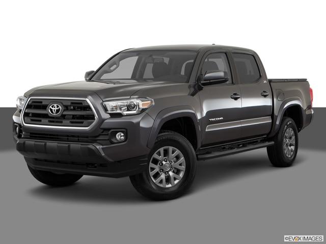 Toyota Tacoma Double Cab >> 2018 Toyota Tacoma Double Cab Pricing Reviews Ratings