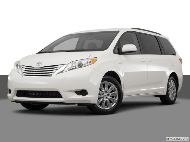 2017 Toyota Sienna Values Cars For Sale Kelley Blue Book