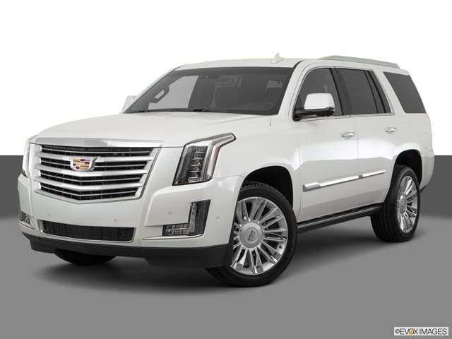 2017 Cadillac Escalade Values Cars For Sale Kelley Blue Book
