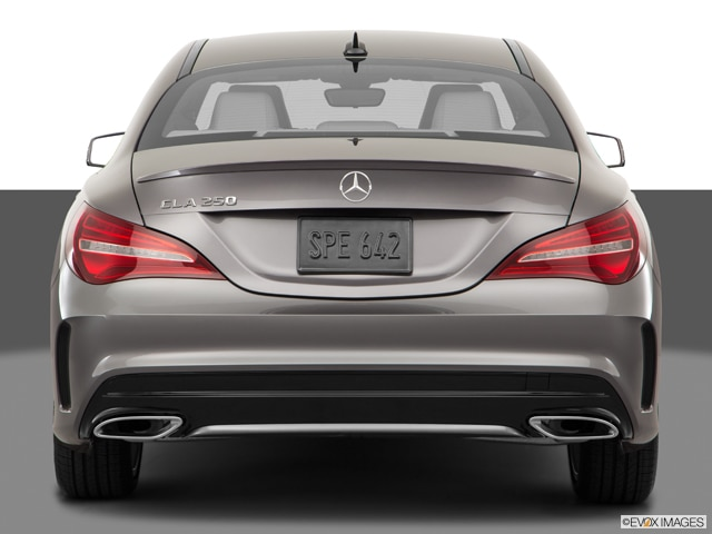 2018 Mercedes-Benz CLA   Pricing, Ratings, Expert Review
