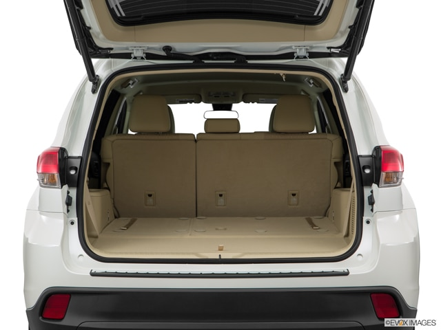 Toyota Highlander Cargo Space >> 2019 Toyota Highlander Pricing Reviews Ratings Kelley