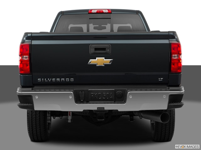 2017 Chevrolet Silverado 2500 HD Crew Cab   Pricing, Ratings, Expert