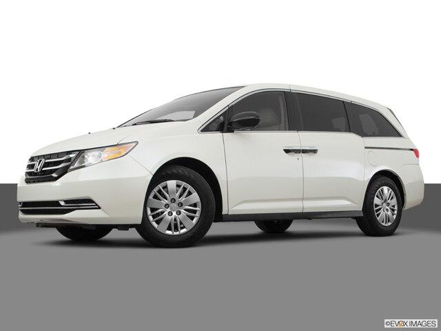 2017 Honda Odyssey Pricing Reviews Ratings Kelley Blue Book