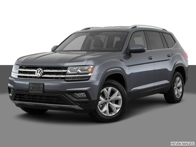2018 Volkswagen Atlas Pricing Reviews Ratings Kelley