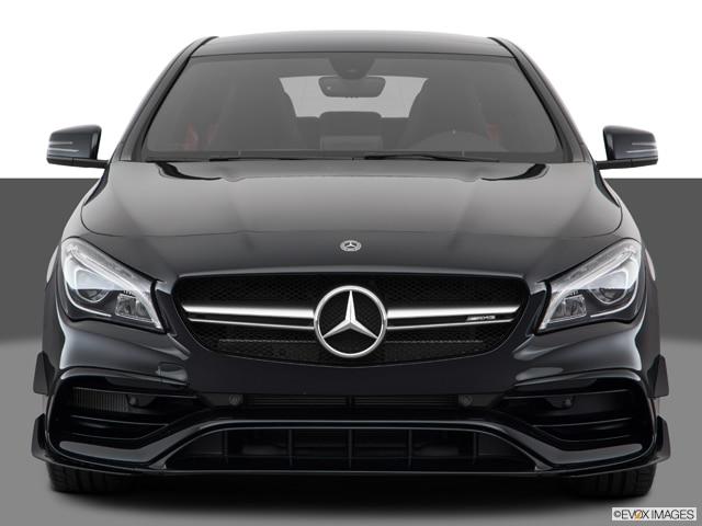 2018 Mercedes-Benz Mercedes-AMG CLA