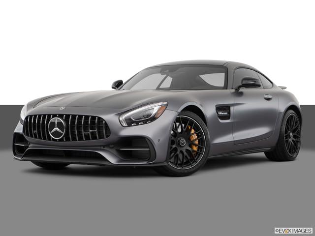 2018 Mercedes-Benz Mercedes-AMG GT