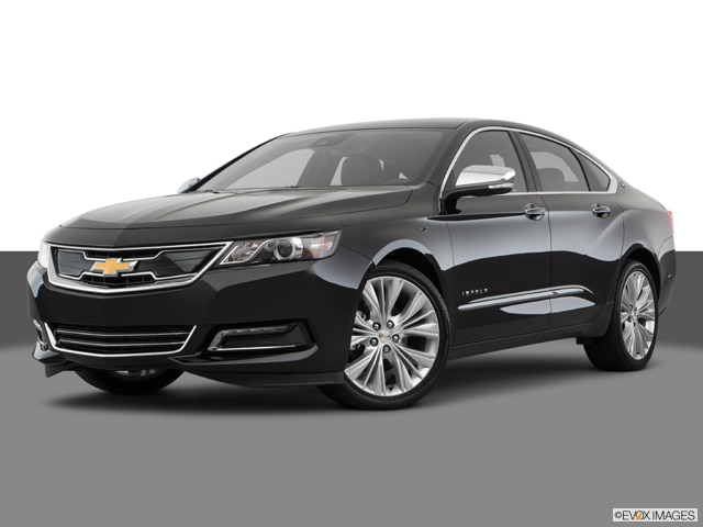 Used 2018 Chevrolet Impala Values Cars For Sale Kelley Blue Book