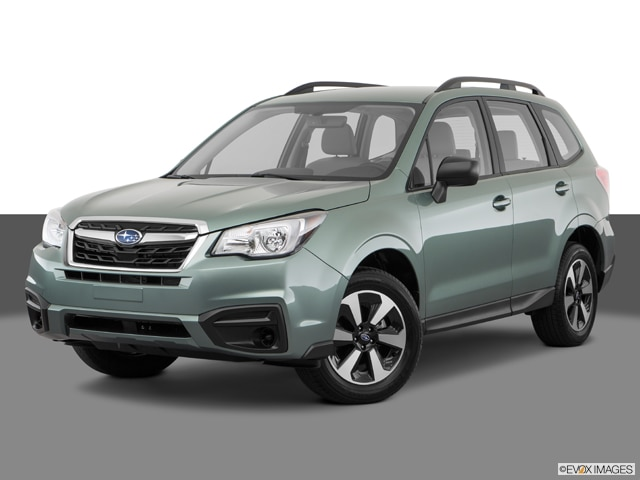 2018 Subaru Forester Values Cars For Sale Kelley Blue Book