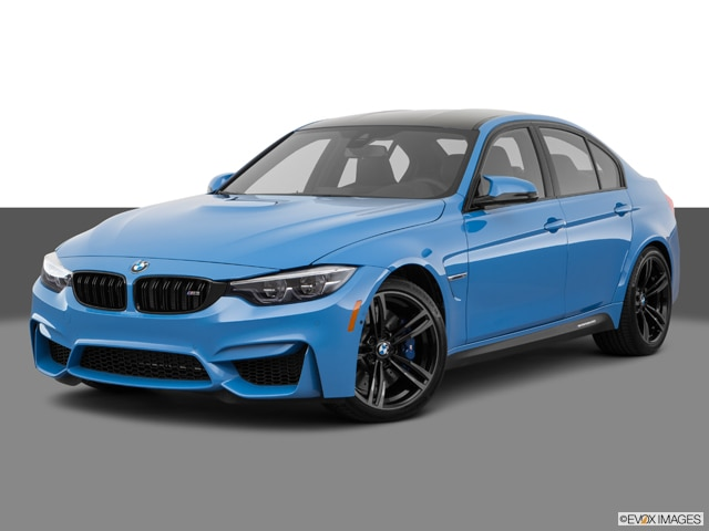 2018 Bmw M3 Values Cars For Sale Kelley Blue Book
