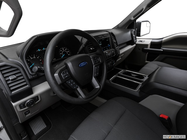 2018 Ford F150 Interior >> 2018 Ford F150 Pricing Reviews Ratings Kelley Blue Book