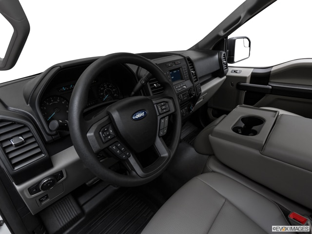 2018 Ford F150 Interior >> 2018 Ford F150 Regular Cab Pricing Ratings Expert Review