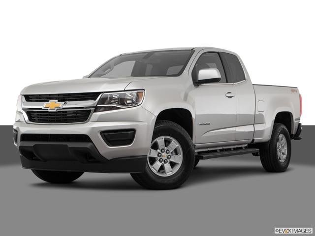 2018 Chevrolet Colorado Values Cars For Sale Kelley Blue Book