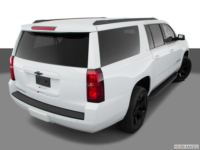 2018 Chevrolet Suburban 3500HD