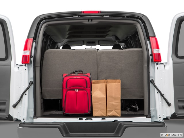 2020 Chevrolet Express 3500 Passenger