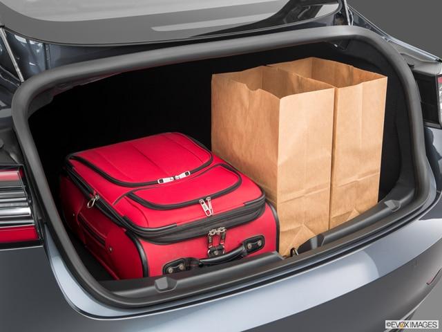 Tesla Model 3 Front Trunk Space - tesla power 2020