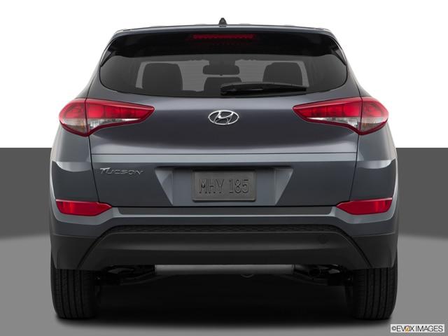 2018 Hyundai Tucson Pricing Reviews Ratings Kelley Blue